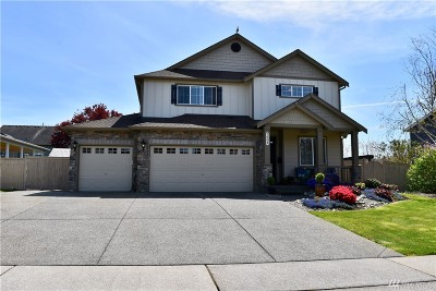 Stanwood Single Family Home Contingent: 7004 287th Place NW