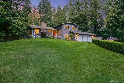Sammamish Single Family Home For Sale: 3911 229th Place SE