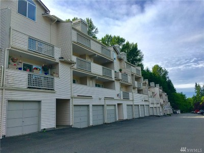 Bothell Condo/Townhouse For Sale: 15707 Waynita Way NE #C-303