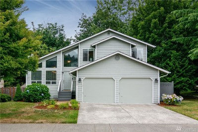 Seattle Single Family Home For Sale: 10738 68th Place S
