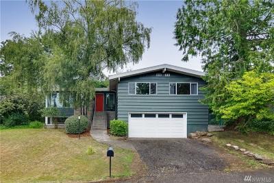 Mercer Island Single Family Home For Sale: 9727 Mercerwood Dr