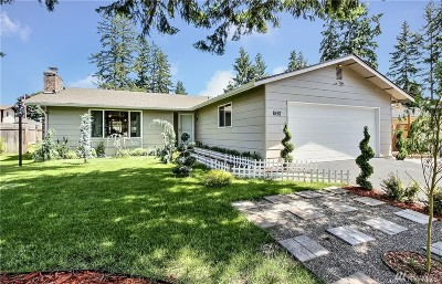 Spanaway Single Family Home For Sale: 16917 18th Ave E