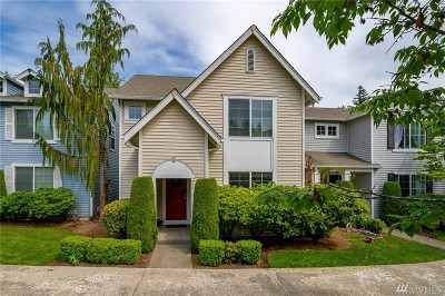 Snoqualmie Condo/Townhouse For Sale: 34517 SE Osprey Ct #29