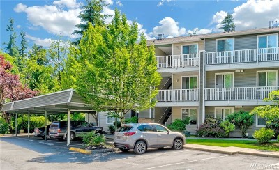 Everett Condo/Townhouse For Sale: 12530 Admiralty Wy #J201