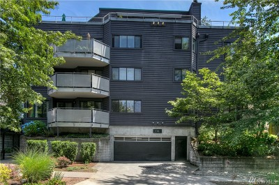 Seattle Condo/Townhouse For Sale: 116 11th Ave E #202
