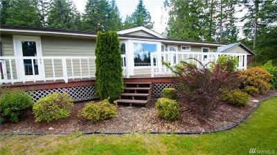 Mason County Single Family Home Pending Inspection: 50 W Kidd Road