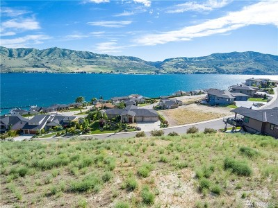 Chelan, Chelan Falls, Entiat, Manson, Brewster, Bridgeport, Orondo Residential Lots & Land For Sale: 108 Crystal Crest Dr