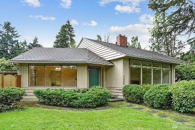 Bellevue Single Family Home For Sale: 1433 104th Ave SE