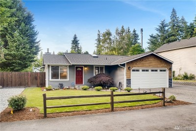 Everett Single Family Home For Sale: 11629 29th Ave SE