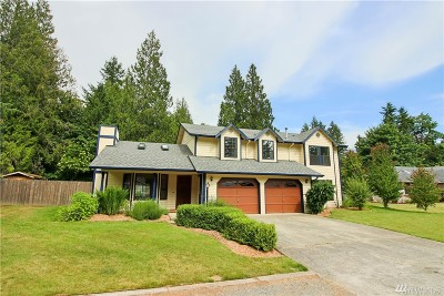 Olympia Single Family Home For Sale: 6212 Winnwood Lp SE