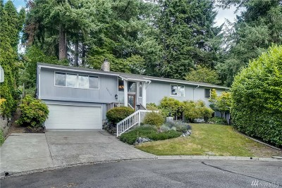 Bothell Single Family Home For Sale: 10715 Beardslee Place