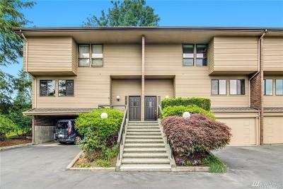Seattle Condo/Townhouse For Sale: 10718 Glen Acres Lane Lane S #T-39
