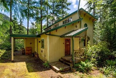 Monroe Single Family Home For Sale: 31218 Dagger Lake Rd