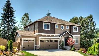 Bonney Lake Single Family Home For Sale: 20905 79th St E #0085