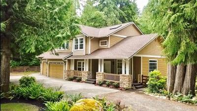 Arlington Single Family Home For Sale: 9327 164th St NE