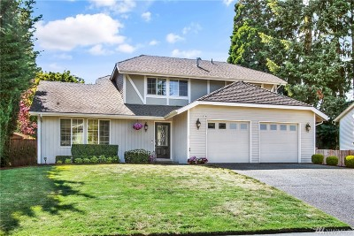 Issaquah Single Family Home For Sale: 4225 191st Ave SE