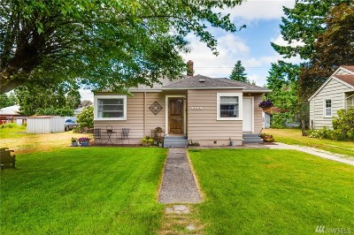 Mason County Single Family Home Pending Inspection: 2129 Adams St