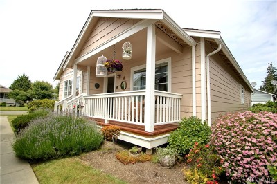 Burlington Single Family Home For Sale: 1064 Sinclair Wy