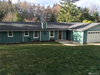 Oak Harbor Single Family Home Pending Inspection: 1979 Bonaparte Lane
