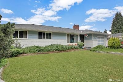 Renton Single Family Home For Sale: 523 Kirkland Ave NE