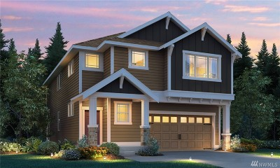 Maple Valley Single Family Home For Sale: 23806 229th Place SE #2