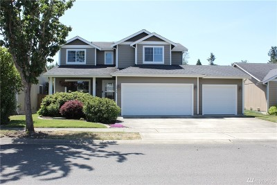 Yelm Single Family Home For Sale: 15725 104th Ave SE