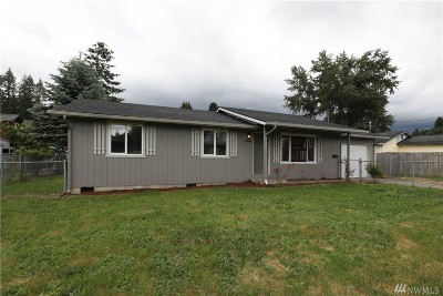 Single Family Home For Sale: 1336 Kulien Ave