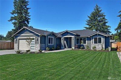 Marysville Single Family Home For Sale: 8828 59th Dr NE