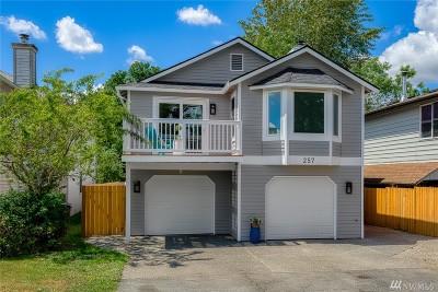 Renton Single Family Home For Sale: 257 Thomas Ave SW