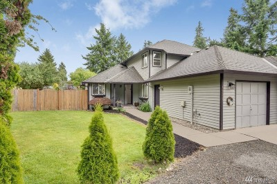 Bothell Single Family Home For Sale: 1709 174th Place SE