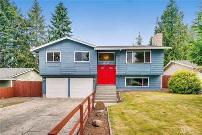 Everett Single Family Home For Sale: 6117 135th St SE
