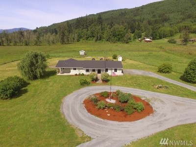 Lewis County Single Family Home Pending Inspection: 125 Lowery Rd