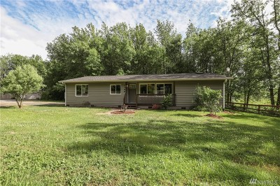 Centralia Single Family Home For Sale: 1300 Salzer Valley Rd