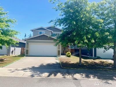 Spanaway Single Family Home For Sale: 20603 6th Av Ct E