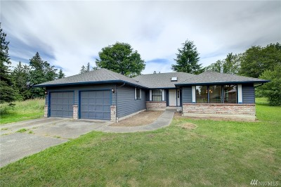 Snohomish Single Family Home For Sale: 17529 S Spada Rd