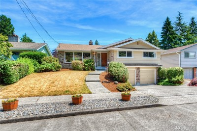 Seattle Single Family Home For Sale: 6818 38th Ave NE