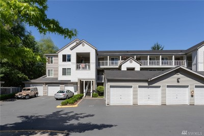 Bothell Condo/Townhouse For Sale: 2009 196th St SE #A203