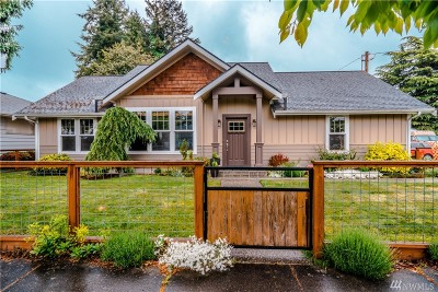 Burlington Single Family Home Pending: 630 S Anacortes St