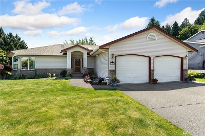 Lake Stevens Single Family Home For Sale: 11306 30th St NE