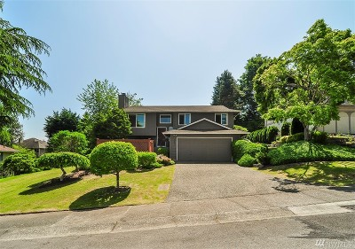 Redmond Single Family Home For Sale: 15211 NE 74th Wy