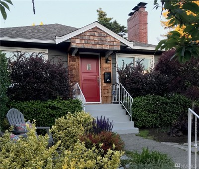 Seattle Single Family Home For Sale: 8246 Densmore Ave N