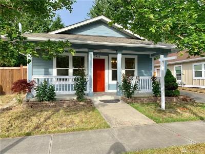 Tacoma Single Family Home For Sale: 3955 E Roosevelt Ave
