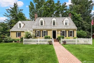 Woodinville Single Family Home For Sale: 14911 Bear Creek Rd NE