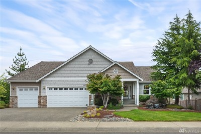 Gig Harbor Single Family Home For Sale: 10919 64th Ave NW