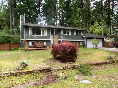 Olympia Single Family Home For Sale: 8625 Homestead Ave NE