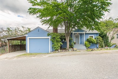 Single Family Home For Sale: 8916 20th Ave NE