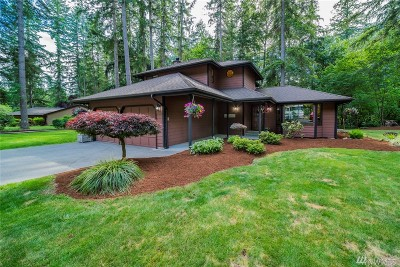 Snohomish Single Family Home Contingent: 12906 184th Dr SE