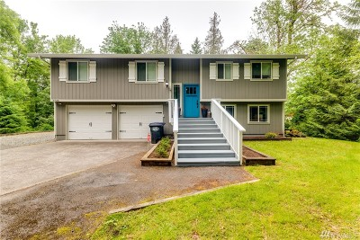 Olympia Single Family Home For Sale: 5736 67th Ave NE