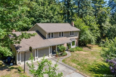 Issaquah Single Family Home For Sale: 12008 206th Place SE