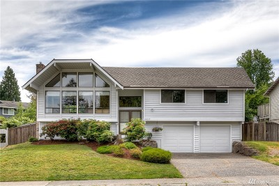 Bothell WA Single Family Home For Sale: $699,950